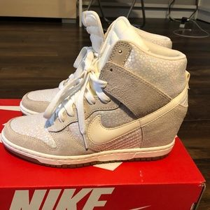 Bundle deal: Two pair of Women Nike Dunks